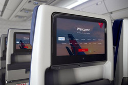 Airline screens