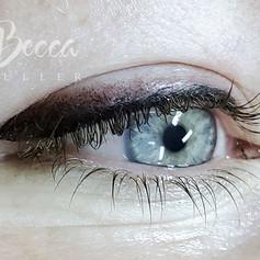 Eyeshadow Eyeliner