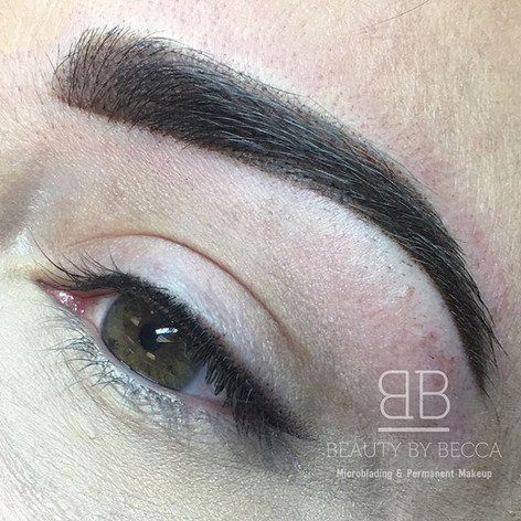 Ombre Brows and Softliner