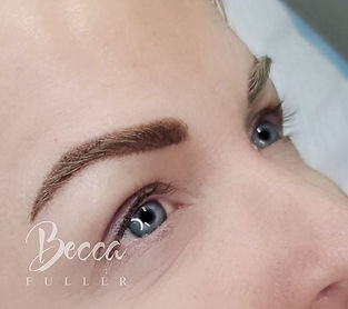 🦊 Foxy Brows 🦊 #taupe #browstudio #blo