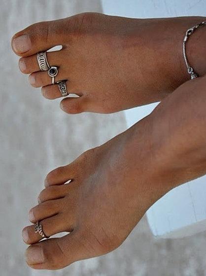 Ayak Yüzükleri