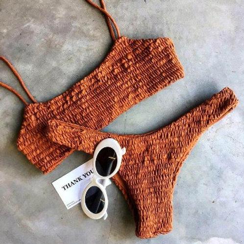 Weiz Bikini - Turuncu