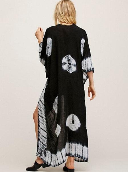 Seem Kimono Siyah