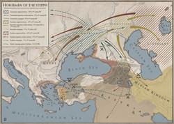Horsemen of the steppes