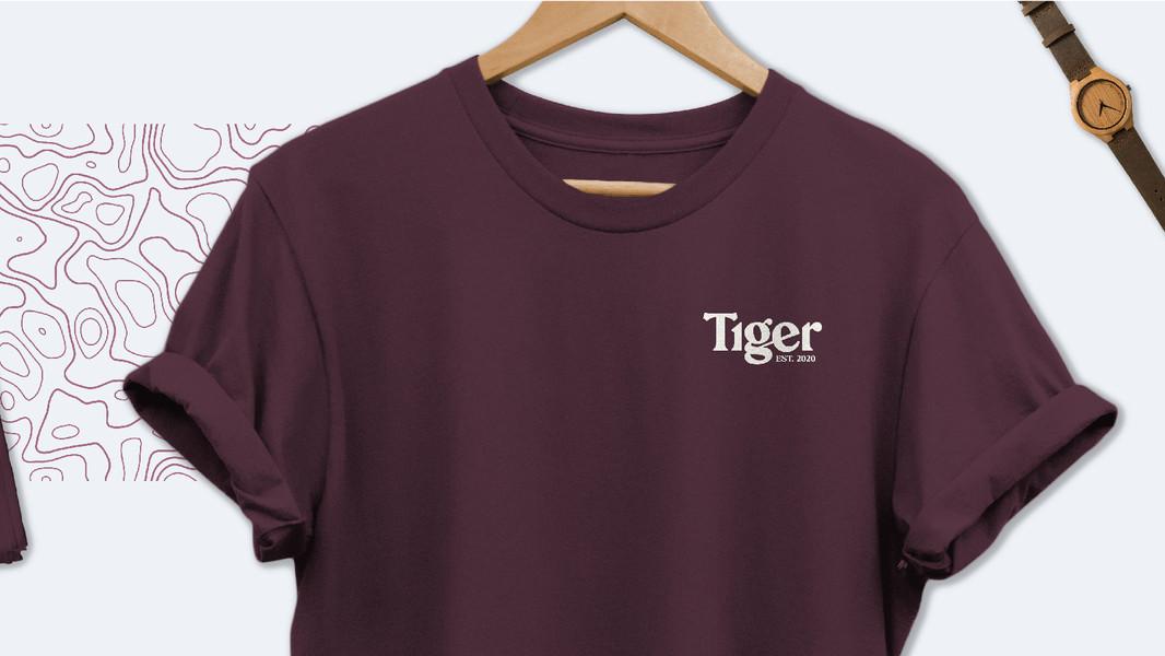 Tiger Gin Liqueur Tee