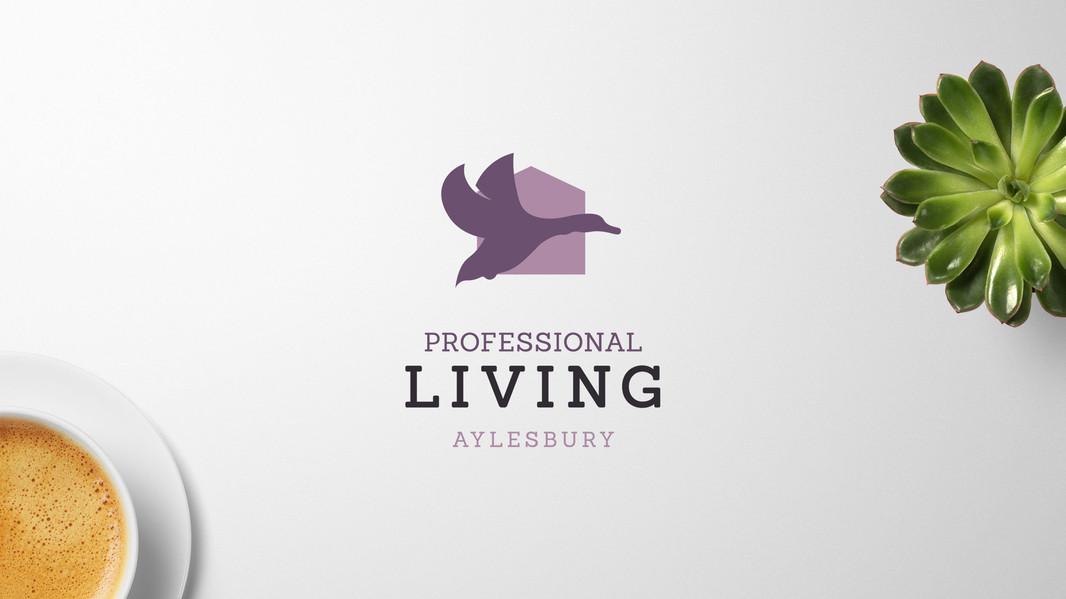 Professional Living Logo