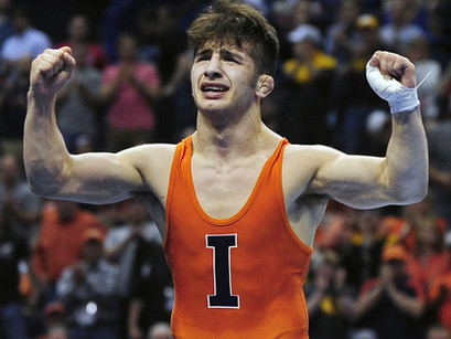 Illinois wins Reno Tournament of Champions team title with five individual champions