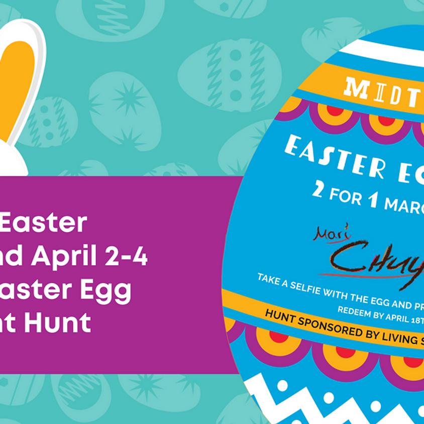 MidTown Easter Egg Hunt + Easter Bunny