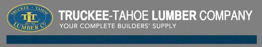 Truckee Tahoe Lumber Company