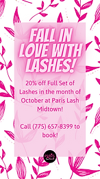 Paris Lash Midtown