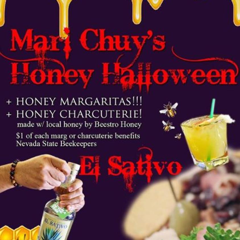 Mari Chuy's Honey Halloween
