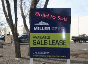 Miller Industrial Properties BTS
