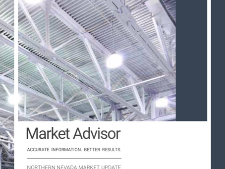 """A """"Dull"""" Quarter in Northern Nevada's Industrial Real Estate Market"""