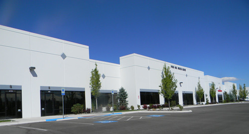 GE Capital Building full Occupancy - Reno NV