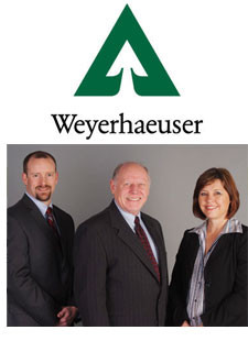 The Weyerhaeuser Company teamed with Miller Industrial Properties