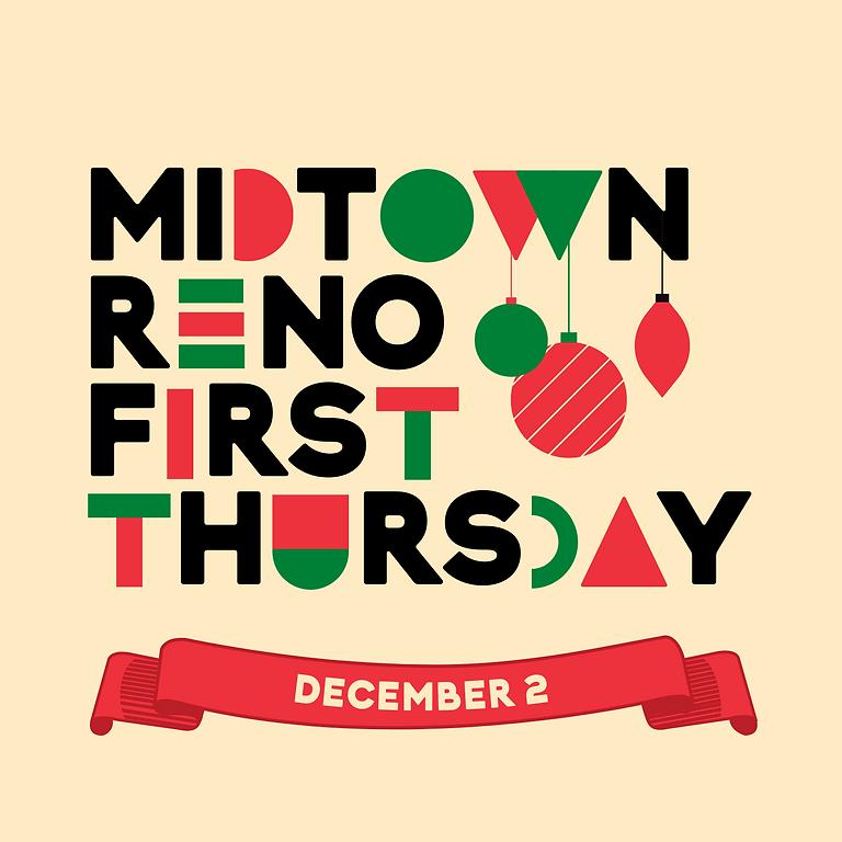 MidTown Reno First Thursday's