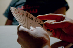 hand of cards