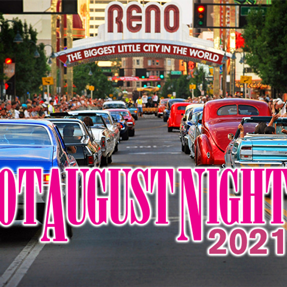 Hot August Nights 2021
