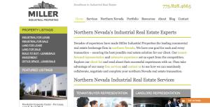 Miller-Industrial-Properties-Homepage