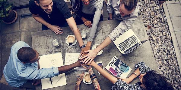 Collaboration Connection Team Brainstorm