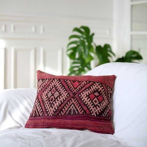 Coussin PINK KILIM 2