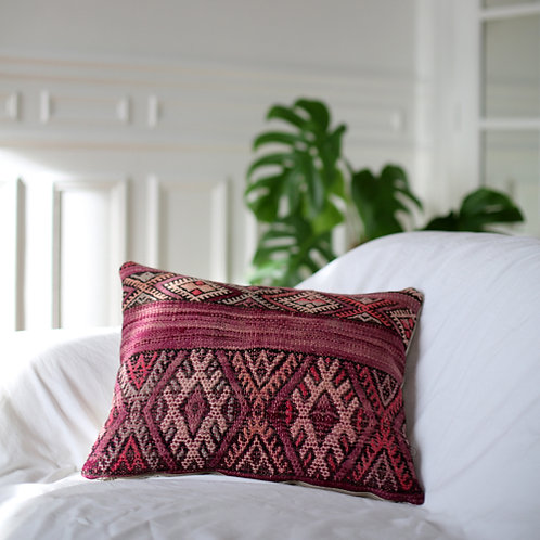 Coussin PINK KILIM 13