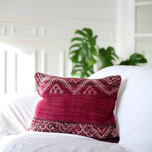 Coussin PINK KILIM 14