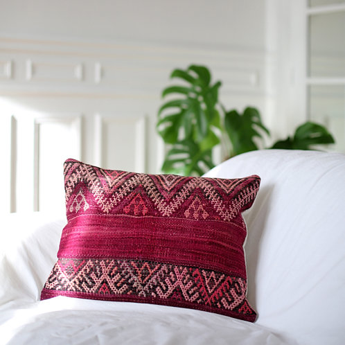 Coussin PINK KILIM 18