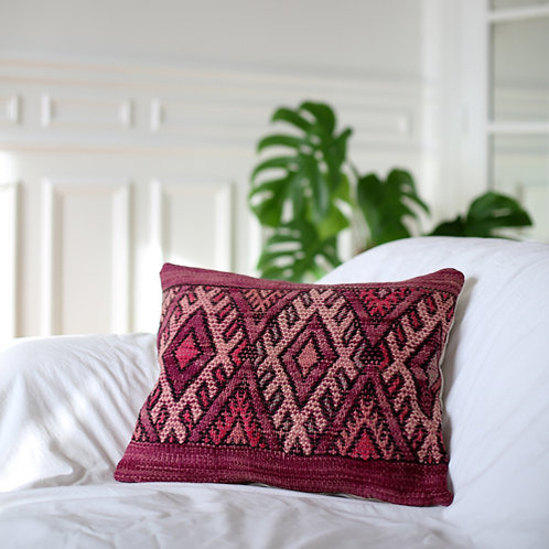 Coussin PINK KILIM 3
