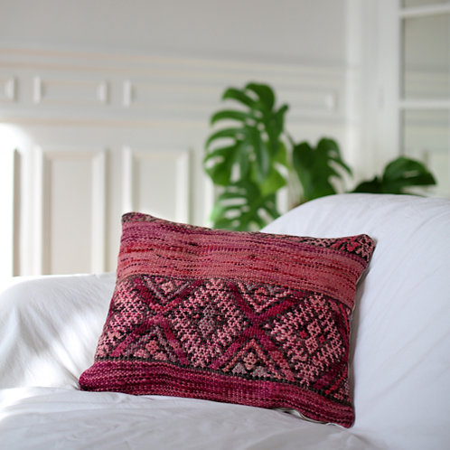 Coussin PINK KILIM 8