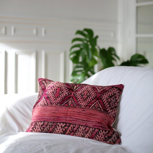 Coussin PINK KILIM 20