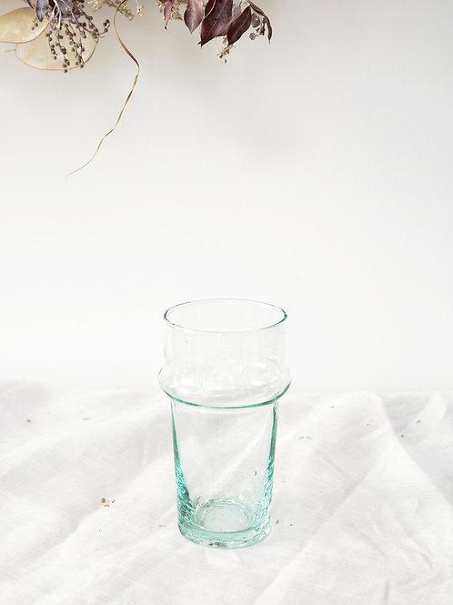 6 verres BELDI en verre soufflé
