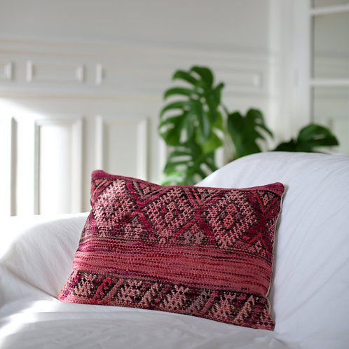 Coussin PINK KILIM 12