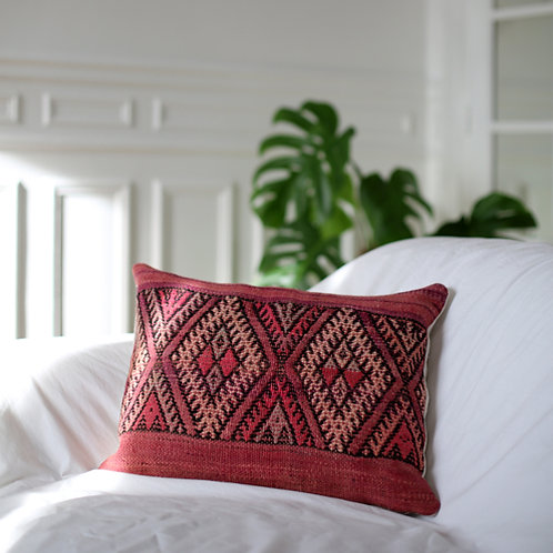 Coussin PINK KILIM 17