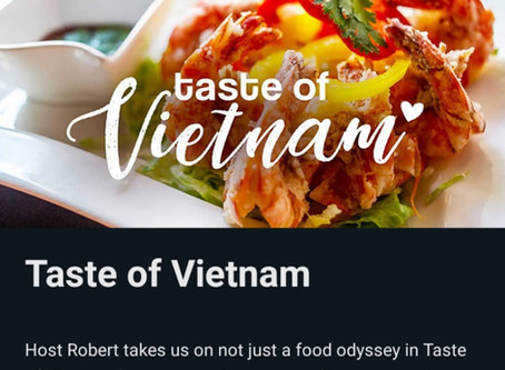 TASTE OF VIETNAM is now AVAILABLE on Amazon Prime Video