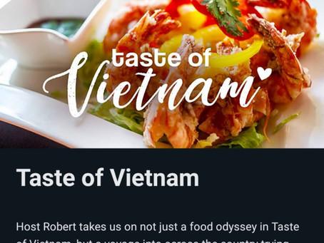 TASTE OF VIETNAM is now AVAILABLE onAmazon Prime Video