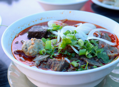 Head this WAY ↔️ for Bún Bò HUẾ 😋
