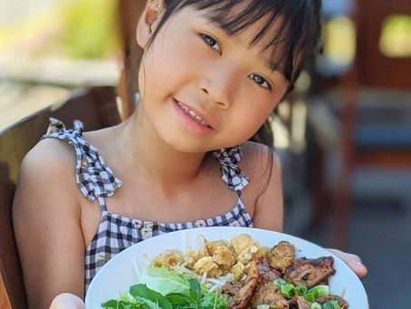 Dalia recommends Mi Kho Hue Oi aka Dry Egg Noodles