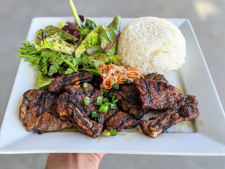 Grilled Short Ribs (Certified Angus Beef) is BACK!
