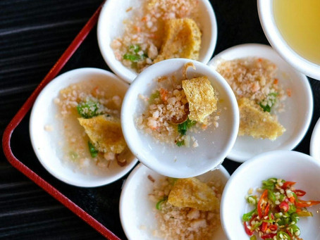 Banh Beo Chen ( Rice Cakes)
