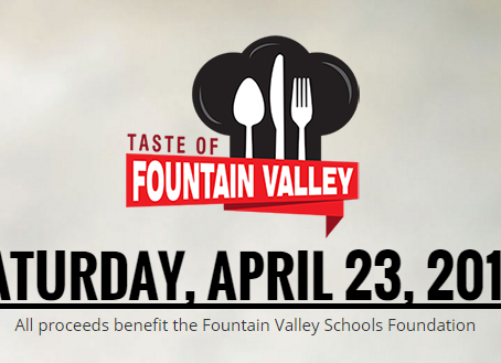 12th Annual Taste of Fountain Valley