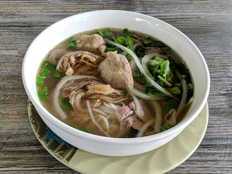Perfect Pho Weather