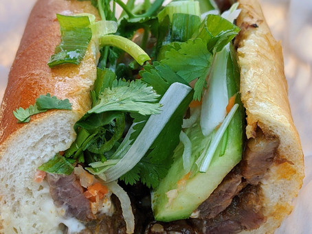 Our newest Banh Mi Angus Steak is now available!
