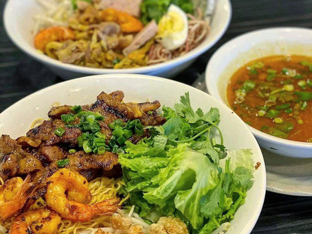 Noodling around?  You'll surely want to Noodle these Noods at Hue Oi