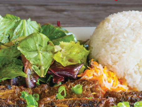 New Dish!  Grilled Beef Short Ribs - PHO HUE OI