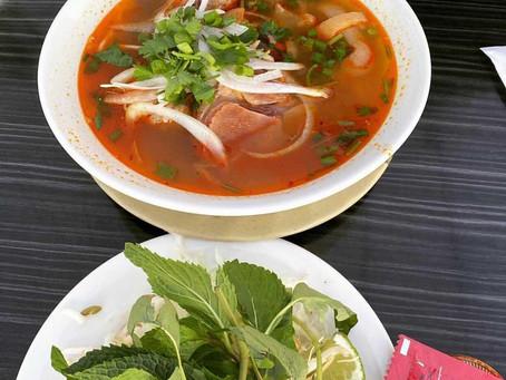 Say HELLO to this FEAST 😋 -- Bún Bò Huế,  Mì Quảng and Bánh Khoái