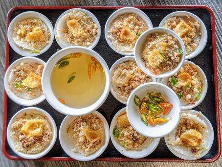 Banh Beo Chen at Hue Oi