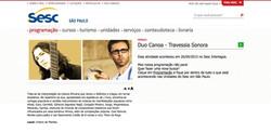 Duo Canoa Léo Nascimento