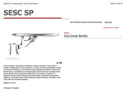 SESC_SP_|_Programação_|_Duo_Corda_Bamba Léo Nascimento