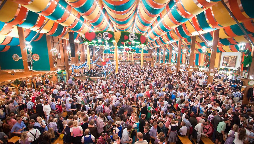 Oktoberfest in Munich, Germany (Wix Photos)